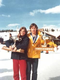 Winning the Alberta Cup